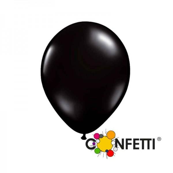 Schwarze Luftballons 100 Stück