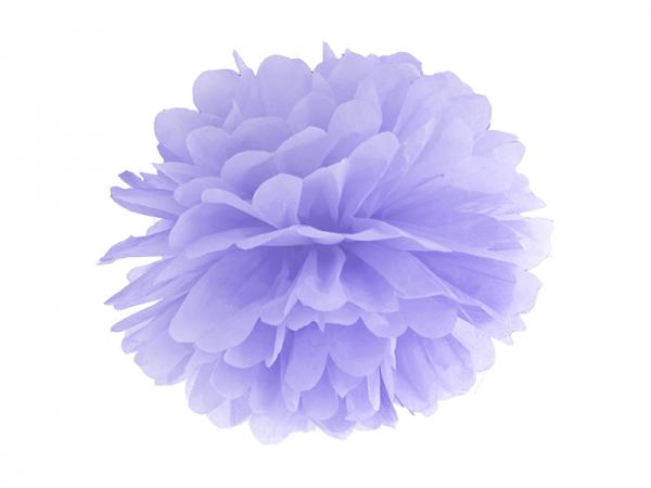 PomPom hell lila