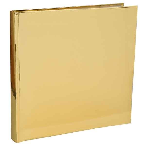 gästebuch hochzeit gold