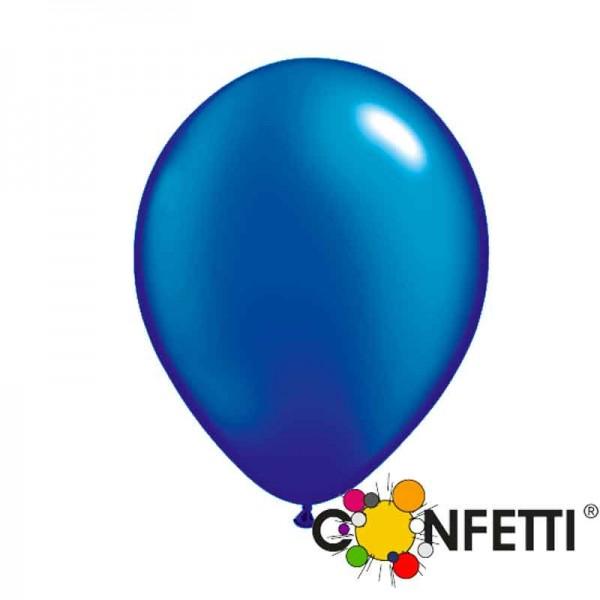Blaue Luftballons 15cm