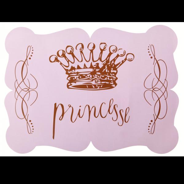Prinzessin Platzdeckchen