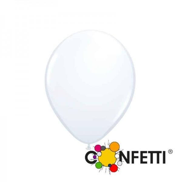 Luftballons weiß 50 Stück