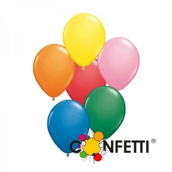 Bunte Luftballons 15cm
