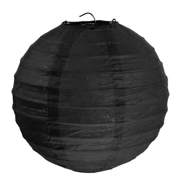 Laternen schwarz