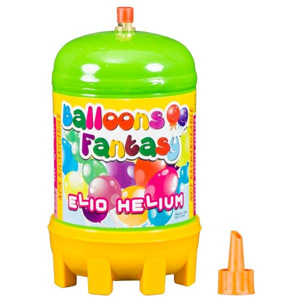 Heliumbehälter - Helium für Ballons - 0,12m³