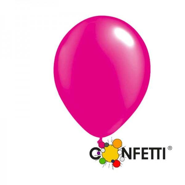 Magenta Luftballons 15cm