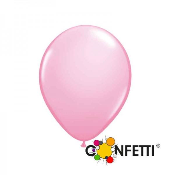 Rosa Luftballons 15cm