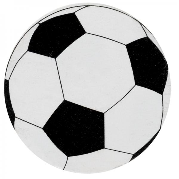 Konfetti Fußball