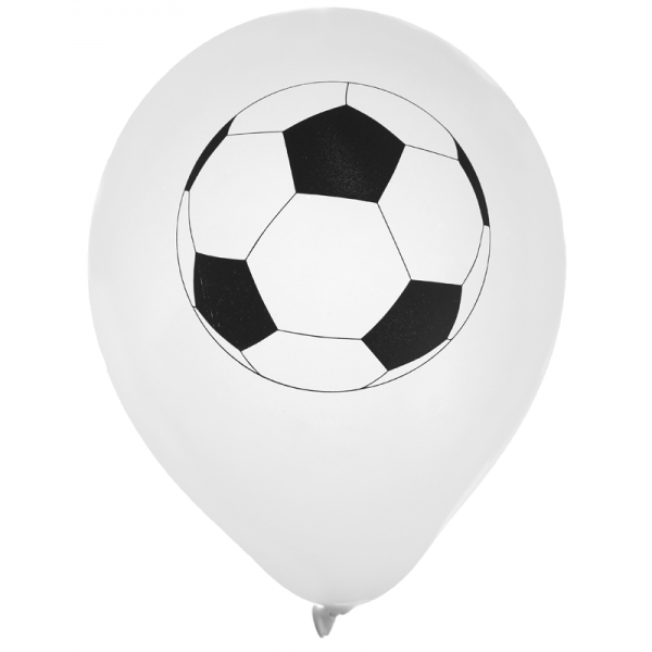 Luftballon Fußball Party