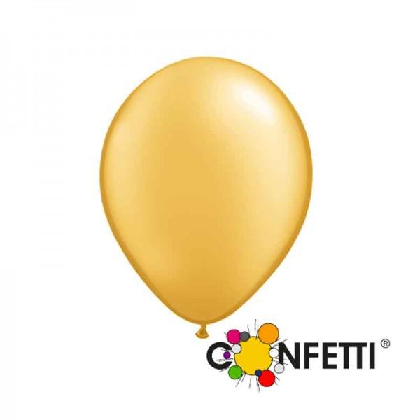 Goldene Luftballons 30cm